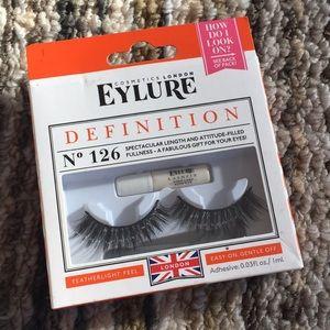 NEW Eyelure Definition No. 126 Eyelashes